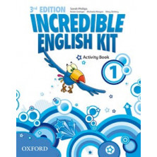 Incredible English Kit 1 - Activity Book - Ed. Oxford
