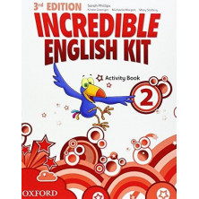 Incredible English Kit 2 - Activity Book - Ed. Oxford