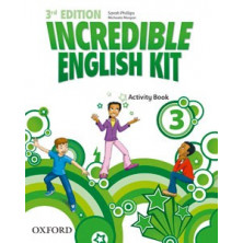 Incredible English Kit 3 - Activity Book - Ed. Oxford