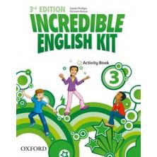 Incredible English Kit 3 - Activity Book - Ed. Oxford