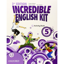 Incredible English Kit 5 - Activity Book - Ed. Oxford