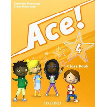 Ace! 4 Exam Edition Pack - Class Book + Songs CD - Ed. Oxford