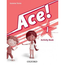 Ace! 1 - Activity Book - Ed. Oxford