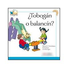 ¿Tobogán o balancín? - Ed. Edelsa