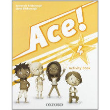 Ace! 4 - Activity Book - Ed. Oxford