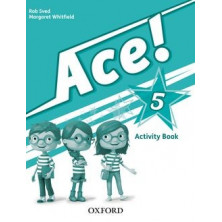 Ace! 5 - Activity Book - Ed. Oxford