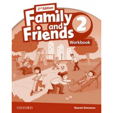 Family and Friends 2 - 2nd Ed - Workbook - Ed. Oxford