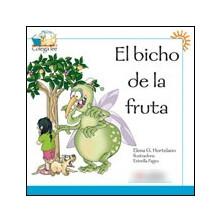 El bicho de la fruta - Ed. Edelsa