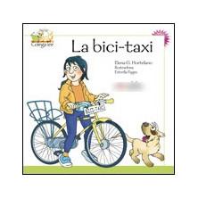 La bici-taxi - Ed. Edelsa