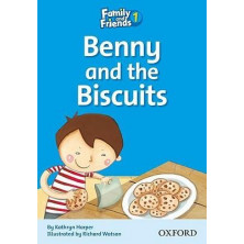 Family and Friends 1 - 2nd Ed - Benny and the biscuits (reading) - Ed. Oxford