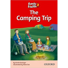 Family and Friends 2 - 2nd Ed - The camping trip (reading) - Ed. Oxford