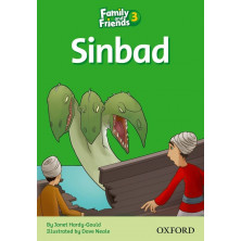 Family and Friends 3 - 2nd Ed - Sinbad (reading) - Ed. Oxford