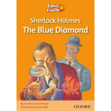 Family and Friends 4 - 2nd Ed - Sherlock Holmes (reading) - Ed. Oxford