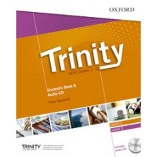 Trinity GESE Grades 1-2 - Student's Book + Audio CD - Ed. Oxford
