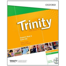 Trinity GESE Grades 5 - 6 - Student's Book + Audio CD - Ed. Oxford