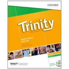 Trinity GESE Grades 5 - 6 - Student's Book + Audio CD - Ed. Oxford