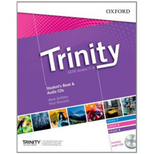 Trinity GESE Grades 7 - 9 - Student's Book + Audio CD - Ed. Oxford