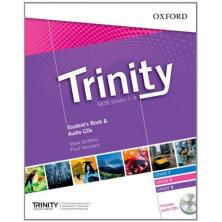 Trinity GESE Grades 7 - 9 - Student's Book + Audio CD - Ed. Oxford