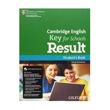 Cambridge English KEY for schools - Student's Book + Online skills practice - Ed. Oxford