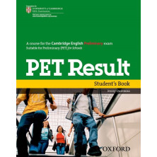 PET Result - Student's Book - Ed. Oxford