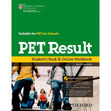 PET Result - Student's Book + Online workbook and practice tests - Ed. Oxford