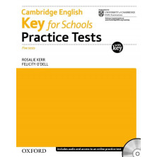 KEY for schools Practice Test with key pack - Ed. Oxford