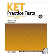 KET Practice Test with key pack - Ed. Oxford