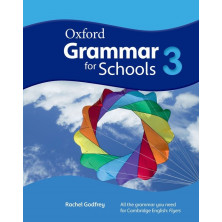 Oxford Grammar for Schools 3 - Student's Book + DVD-ROM - Ed. Oxford