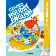 Oxford Holiday English 2º Primaria - Ed. Oxford