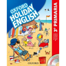 Oxford Holiday English 3º Primaria - Ed. Oxford