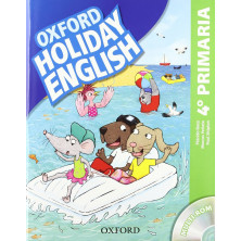 Oxford Holiday English 4º Primaria - Ed. Oxford