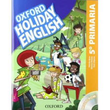 Oxford Holiday English 5º Primaria - Ed. Oxford