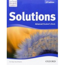 Solutions 2nd Ed Advanced - Student's Book - Ed. Oxford