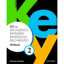 Key to Bachillerato 2 - Workbook - Ed. Oxford