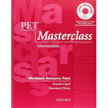 PET Masterclass Workbook Resource Pack without key + Online Practice Test - Ed. Oxford