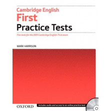 Cambridge English FIRST Practice Test without key - Ed. Oxford