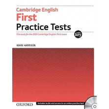 Cambridge English FIRST Practice Test with key + CD - Ed. Oxford