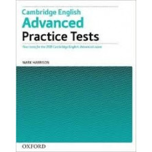 Cambridge English ADVANCED Practice Test without key - Ed. Oxford