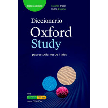 Diccionario Oxford Study 3 Ed + CD - Ed. Oxford
