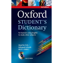 Oxford Student's dictionary 4 Ed + CD - Ed. Oxford