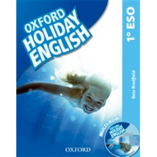 Oxford Holiday English 1º ESO - Ed. Oxford