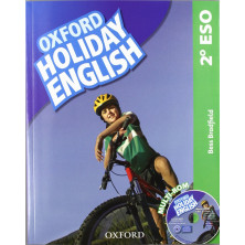 Oxford Holiday English 2º ESO - Ed. Oxford