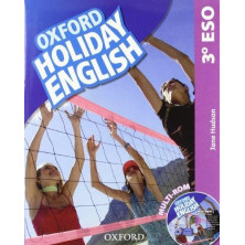 Oxford Holiday English 3º ESO - Ed. Oxford