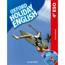 Oxford Holiday English 4º ESO - Ed. Oxford