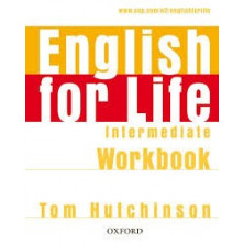 English for Life Intermediate -  Workbook without key - Ed. Oxford