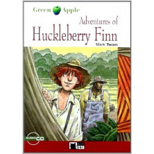 Adventures of Hucleberry Finn - Ed. Vicens Vives