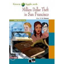 Million Dollar Theft in San Francisco - Ed. Vicens Vives