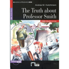 The Truth about Professor Smith - Ed. Vicens Vives