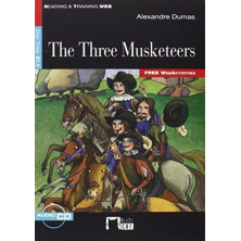 The Three Musketeers - Ed. Vicens Vives