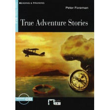 True Adventure Stories - Ed. Vicens Vives